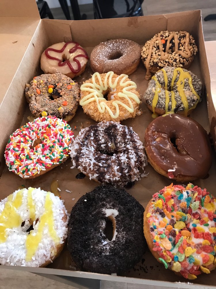 Shaka Donuts: 225 East Michigan St, Orlando, FL