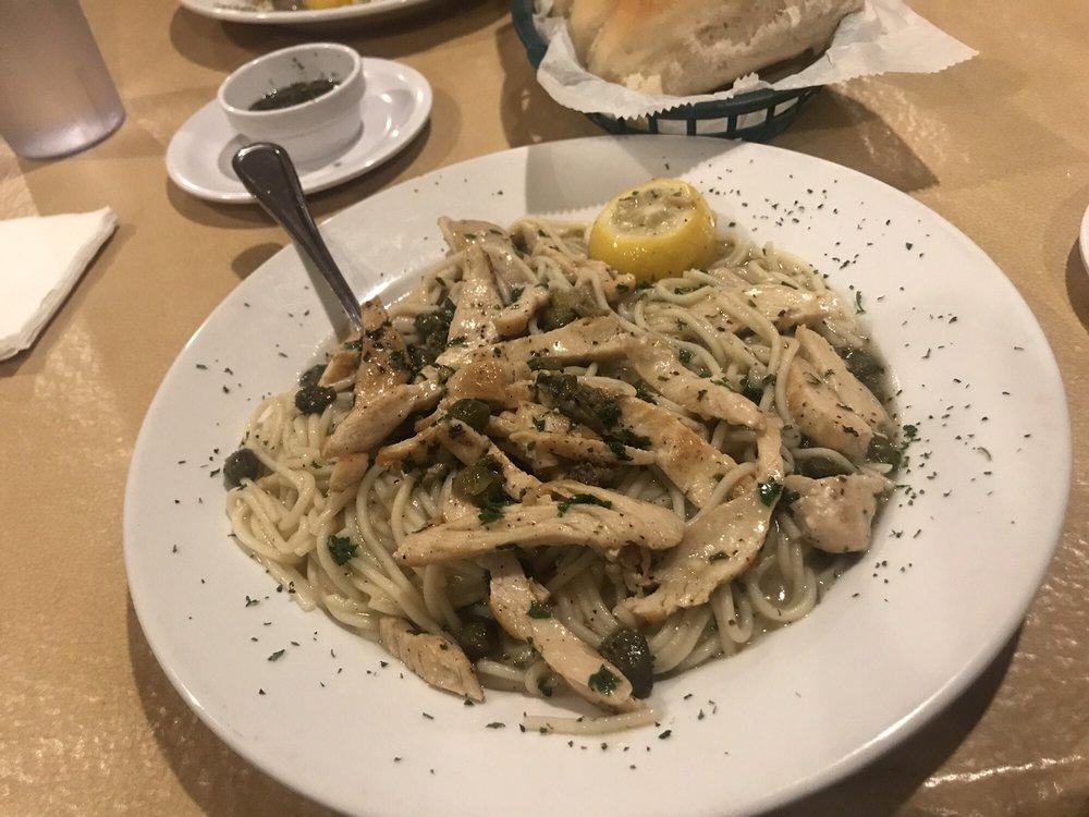 Modo Mio Italian Restaurant: 1746 E Carl Albert Pkwy, McAlester, OK