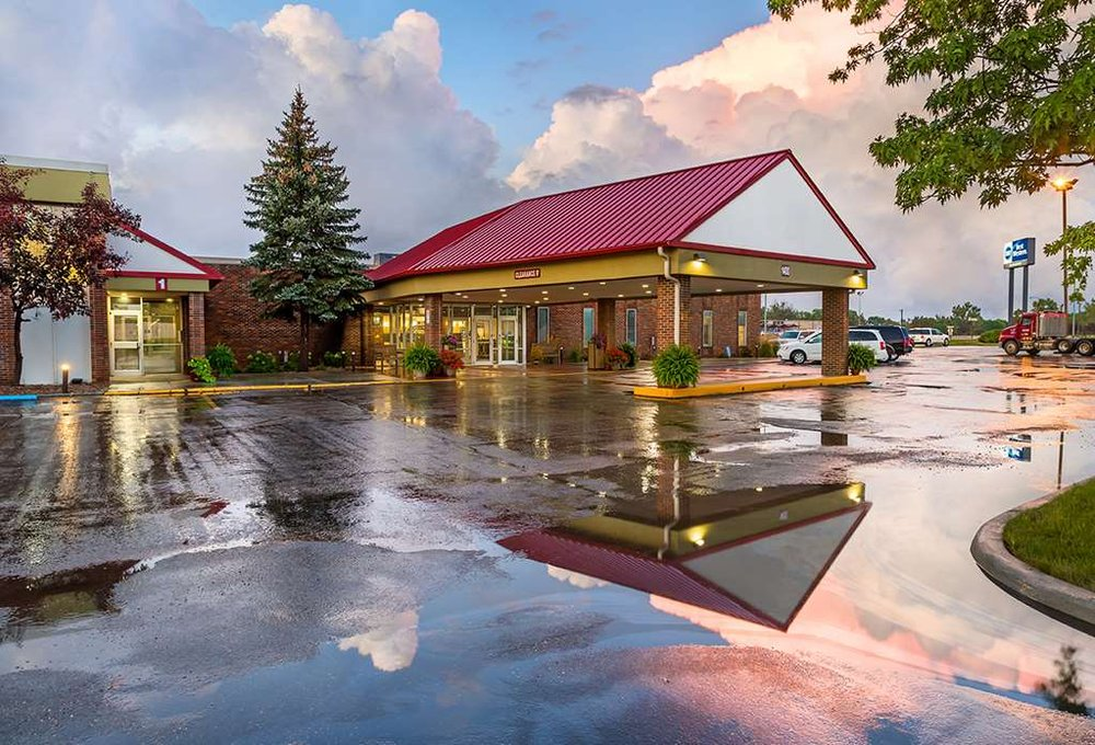 Best Western Ramkota Hotel: 1400 8th Ave NW, Aberdeen, SD