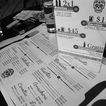 photo of la sixtina guadalajara jalisco mexico men promociones y comida