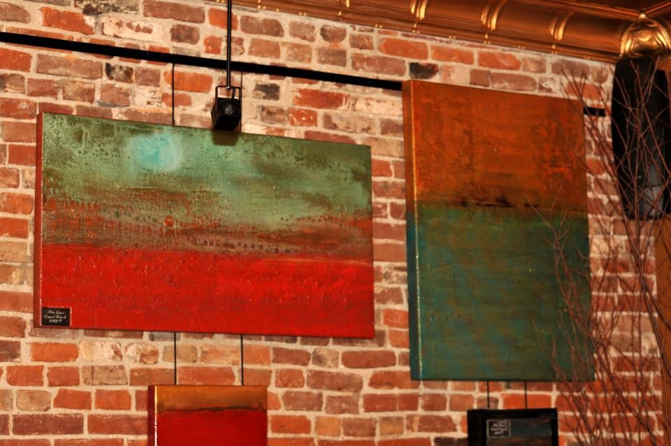Penny Lane Art Gallery & Coffee Shop: 109 S Main St, New Carlisle, OH