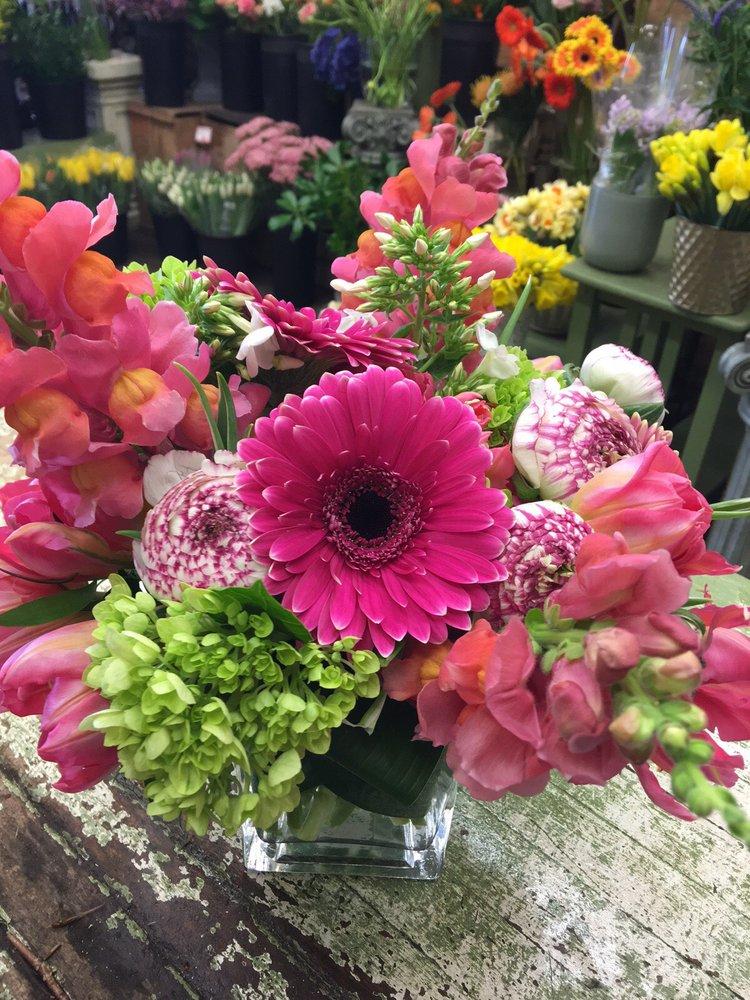 Photo Of Hallie S Flower Garden Cambridge Ma United States Original Arrangement Sans