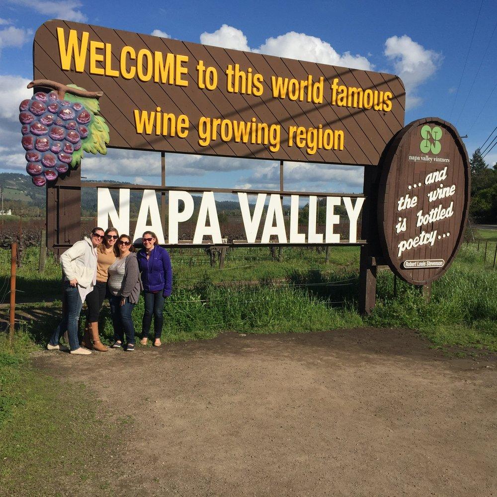 Napa Wine Tours Driver