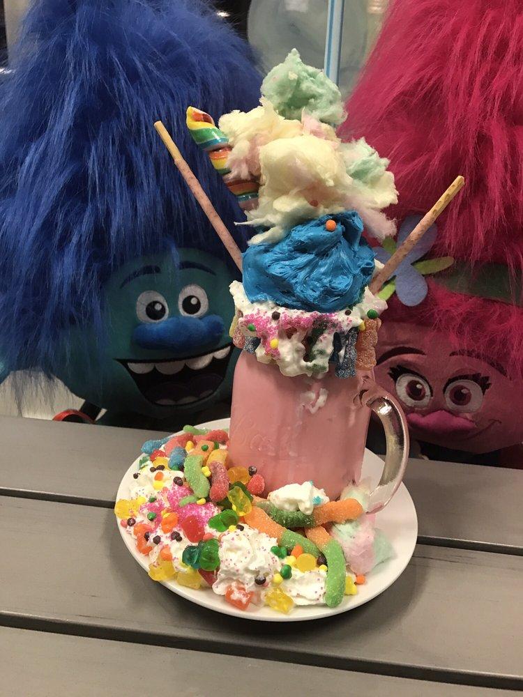 Auto Service Near Me >> Trolls Candy Milkshake - Yelp