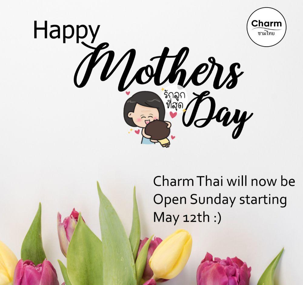 Charm Thai Cuisine: 11 W Boston St, Chandler, AZ