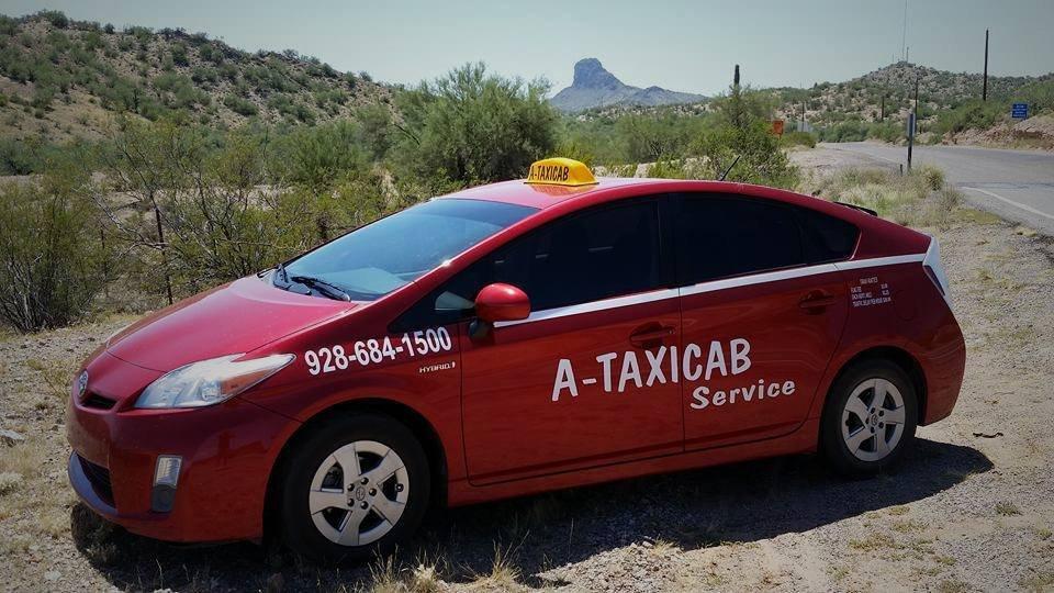 A Taxicab Service: Wickenburg, AZ