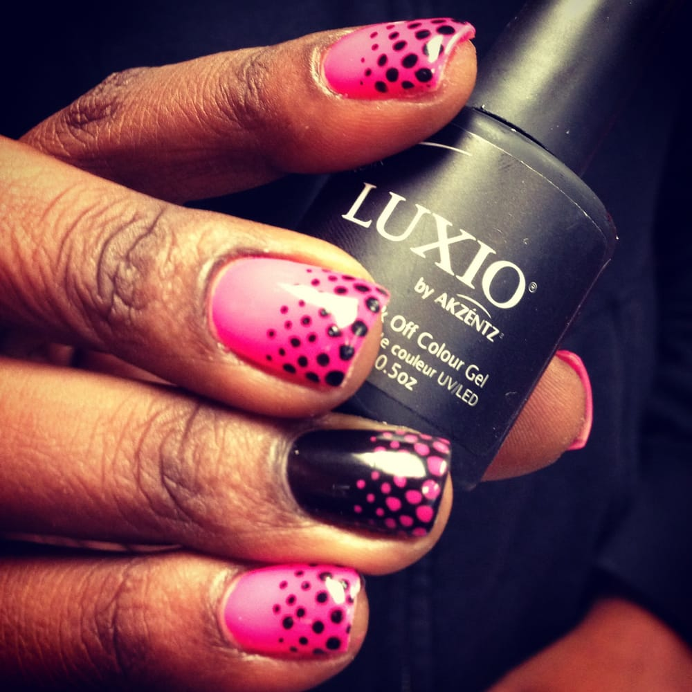 Luxio is featured here and is a SOLVENT FREE Soak off Gel Polish. No ...