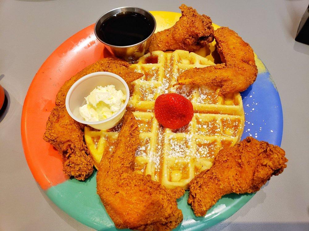 The Breakfast Klub: 2800 N Terminal Rd, Houston, TX