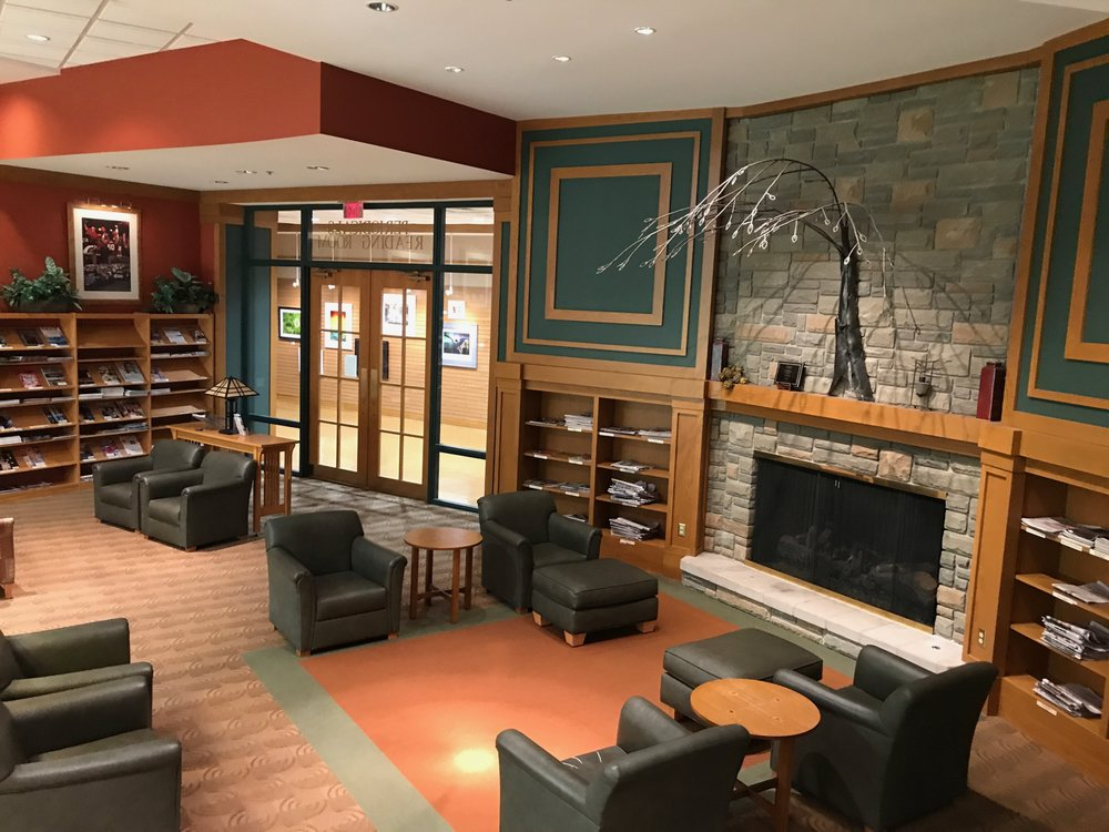 The Brentwood Library: 8109 Concord Rd, Brentwood, TN