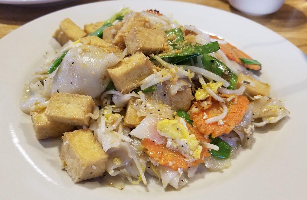 Andaman Thai Restaurant: 221 E Hickory St, Denton, TX