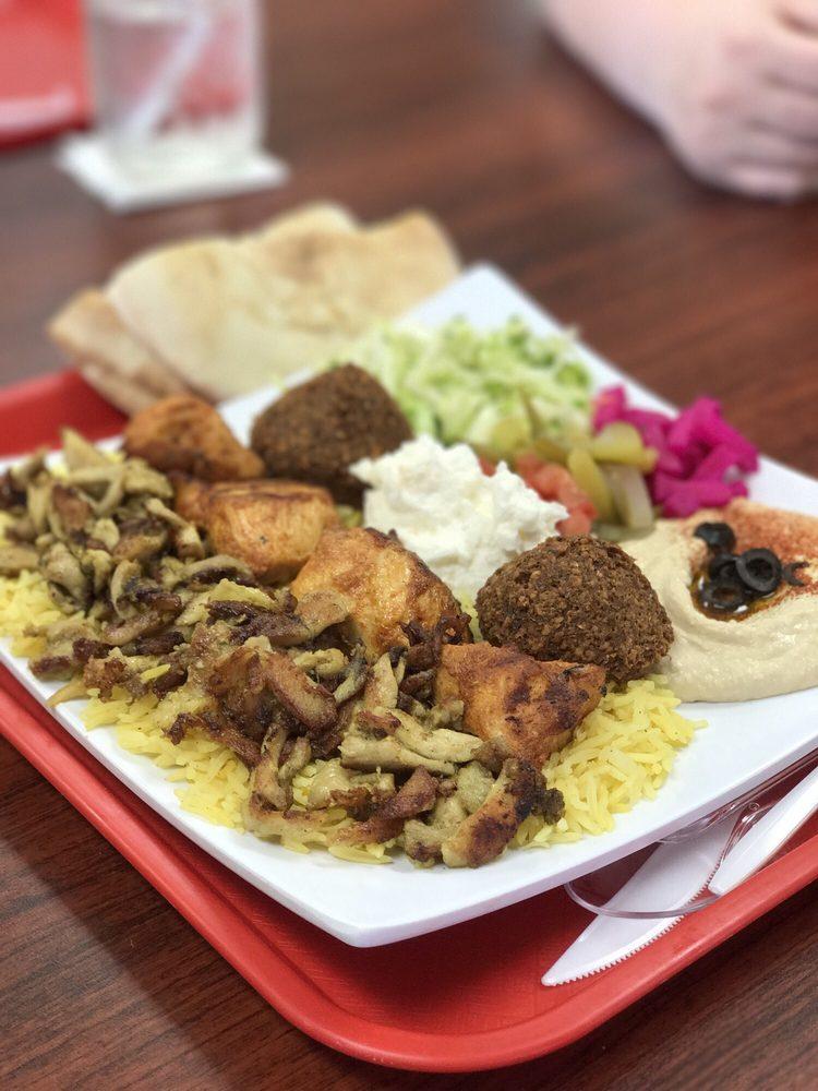Fatima's Grill