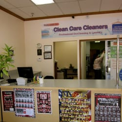 Photo Of Clean Care Cleaners