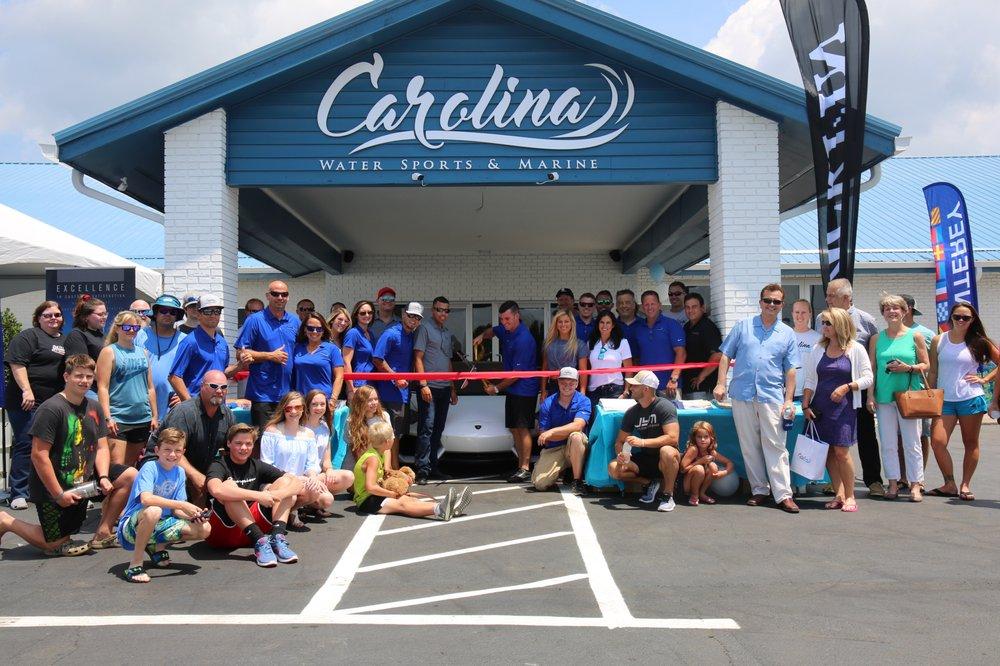 Carolina Water Sports & Marine: 114 Days Inn Dr, Mooresville, NC