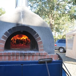 photo of portable wood fired pizza sonoma ca united states