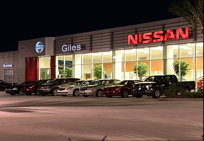 giles nissan of lafayette car dealers 6137 johnston st lafayette la phone number yelp. Black Bedroom Furniture Sets. Home Design Ideas