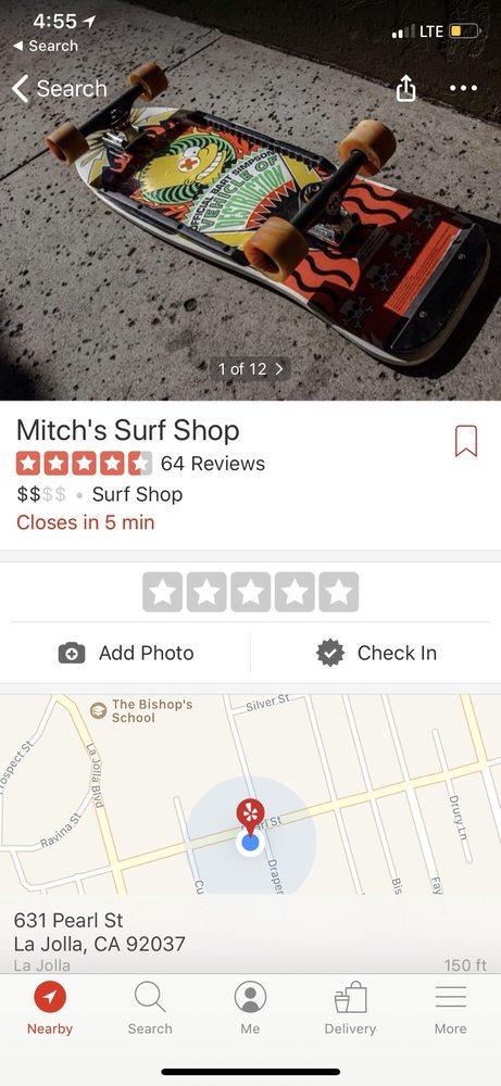 Mitch's Surf Shop