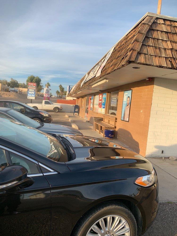Randys Hilltop Beer & Wine: 3726 London Bridge Rd, Lake Havasu City, AZ