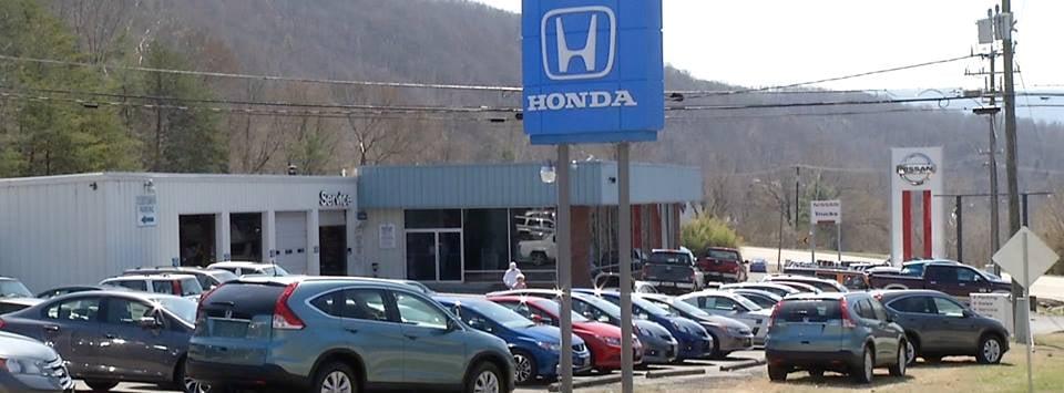 Covington honda nissan car dealers 1915 hot springs rd for Honda dealerships in va