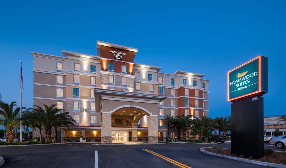 Homewood Suites by Hilton Cape Canaveral-Cocoa Beach: 9000 Astronaut Blvd, Cape Canaveral, FL