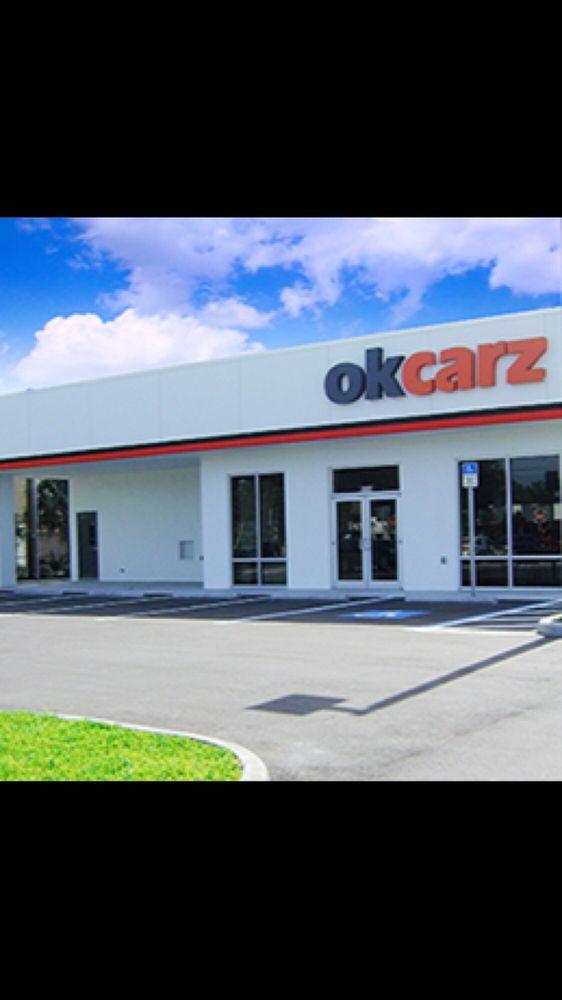 Okcarz Used Car Dealers 9399 N Florida Ave Tampa Fl Phone