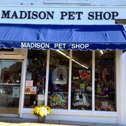 madison pet stores