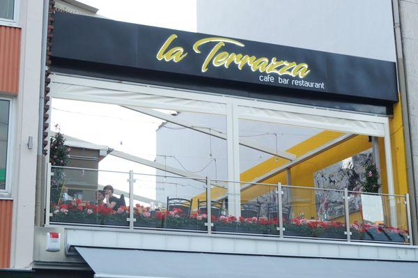 La Terrazza Wine Bars Friedrich Ebert Str 14 Wuppertal