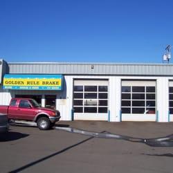 Golden Rule Architecture golden rule brake - auto repair - 815 e francis ave - spokane, wa