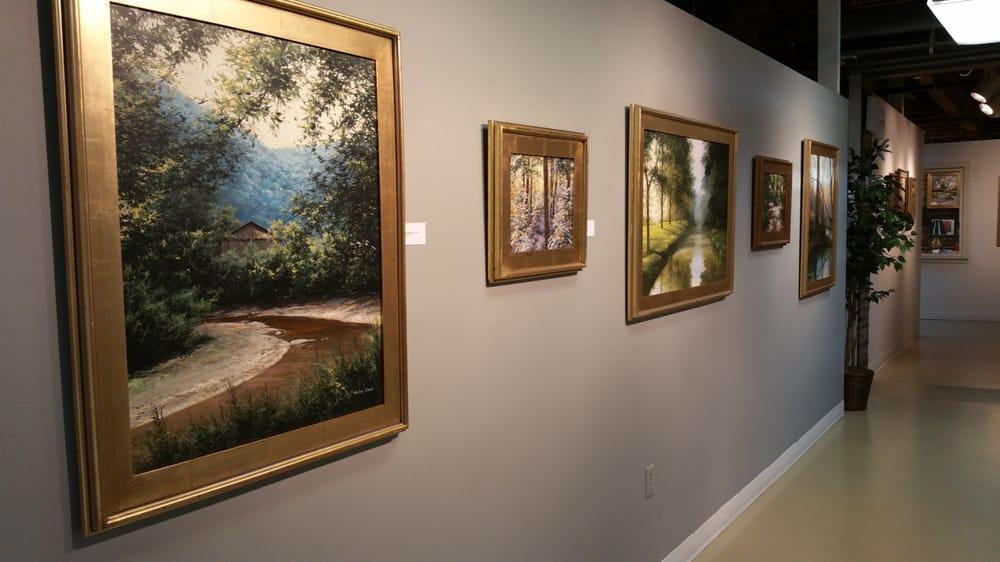 Artists' Attic: 401 W Main St, Lexington, KY