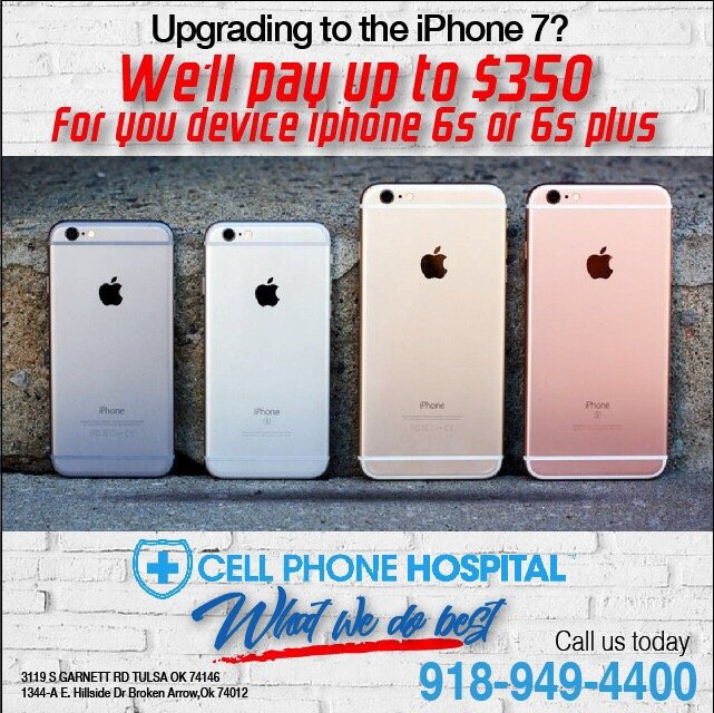 Cell Phone Hospital