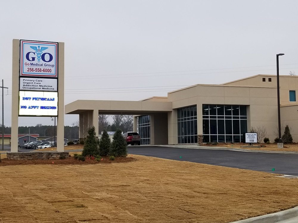 Go Medical Group: 2692 US Hwy 431, Boaz, AL