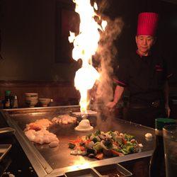 Photo Of Geisha Hibachi Grill Sushi Lounge Plano Tx United States Great