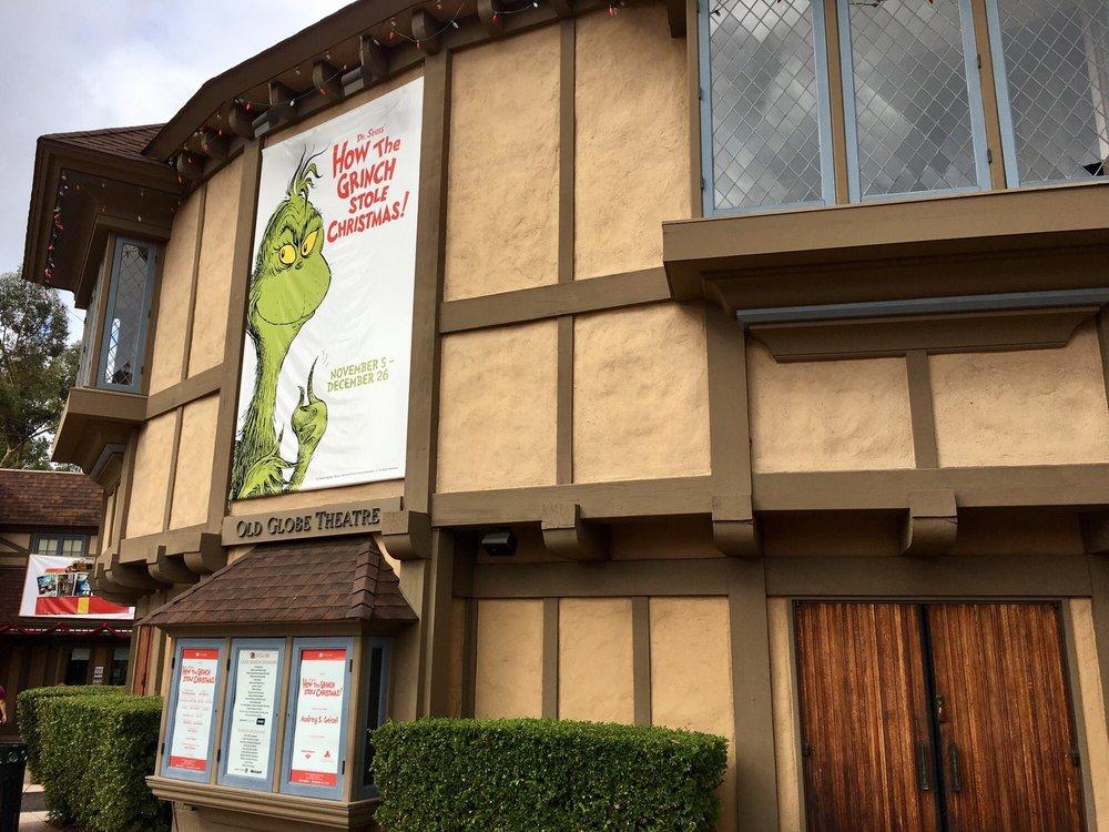 Restaurants Near Old Globe Theater