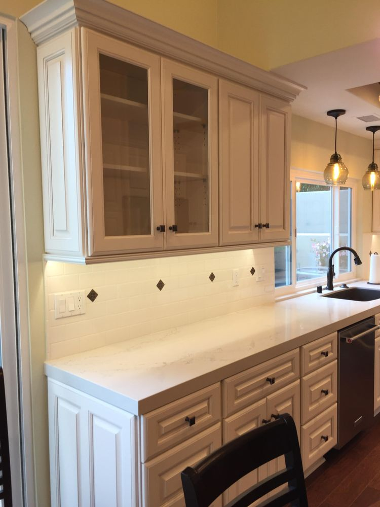 Cowdell construction westpark ii irvine ca venice for Kitchen cabinets venice fl