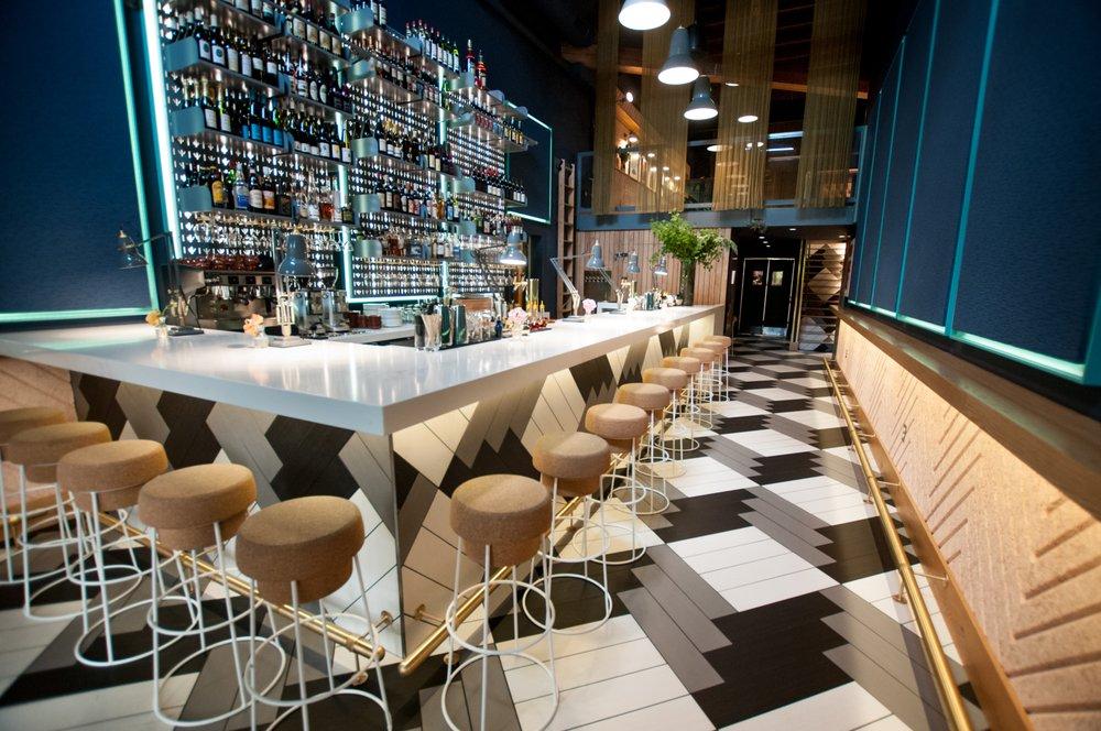 Photo Of Floor Factors Portland Or United States Nostrana Restaurant