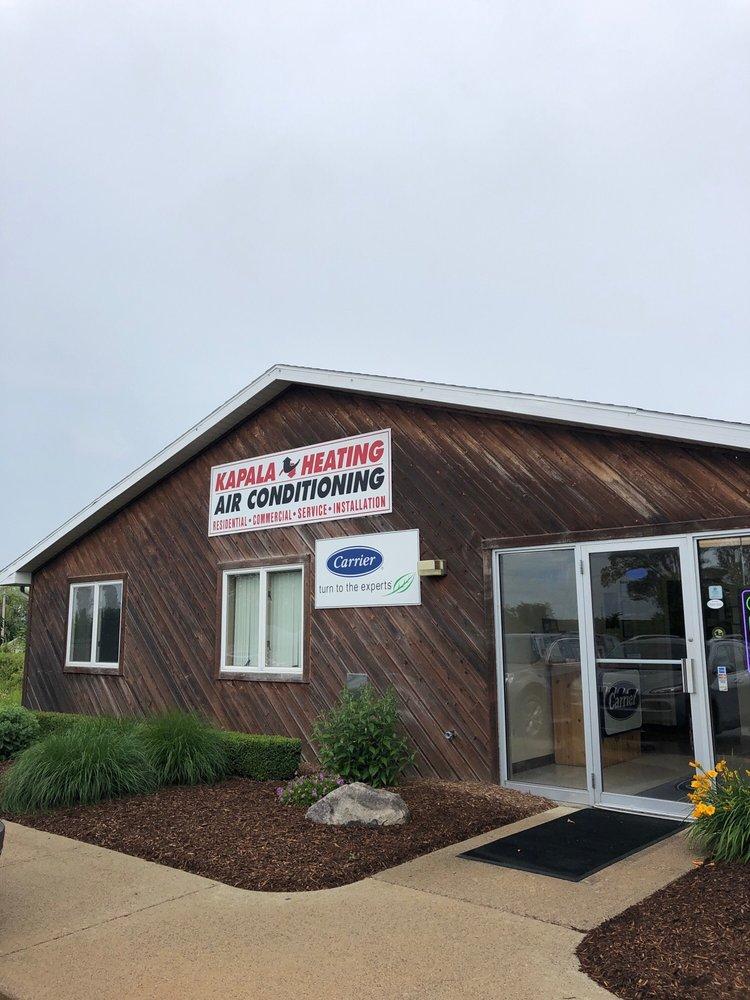 Kapala Heating & Air Conditioning: 1575 Imlay City Rd, Lapeer, MI