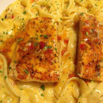 Photo Of Olive Garden Italian Restaurant   Ramsey, NJ, United States.  Salmon Citrus