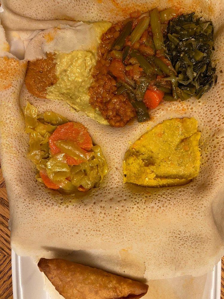 Meskerem Ethiopian Restaurant: 3210 S Grand Blvd, Saint Louis, MO