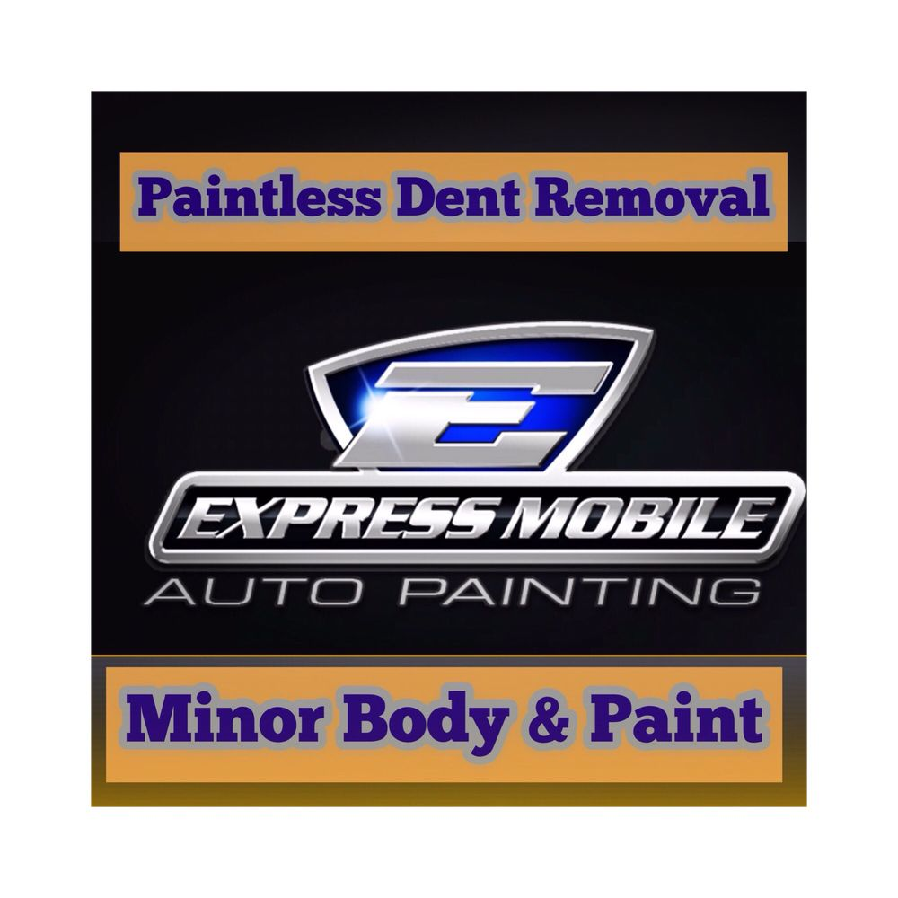 Express Mobile Auto Painting: Santa Barbara, CA