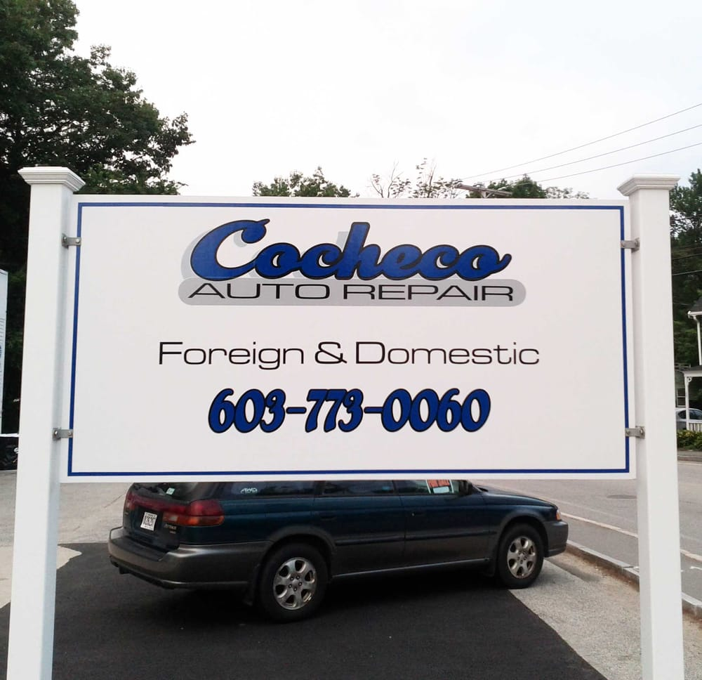 Cocheco Auto Repair: 46 Main St, Exeter, NH