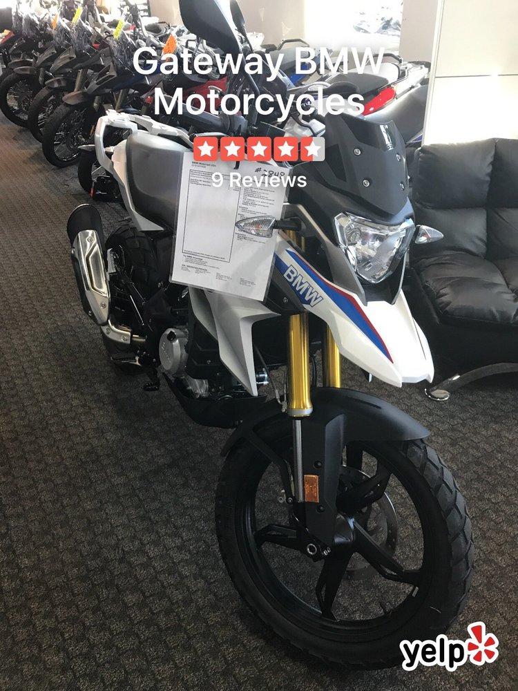 Gateway BMW Motorcycles: 2690 Masterson Ave, Saint Louis, MO