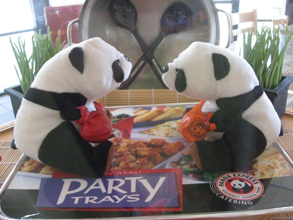 panda express party platter yelp