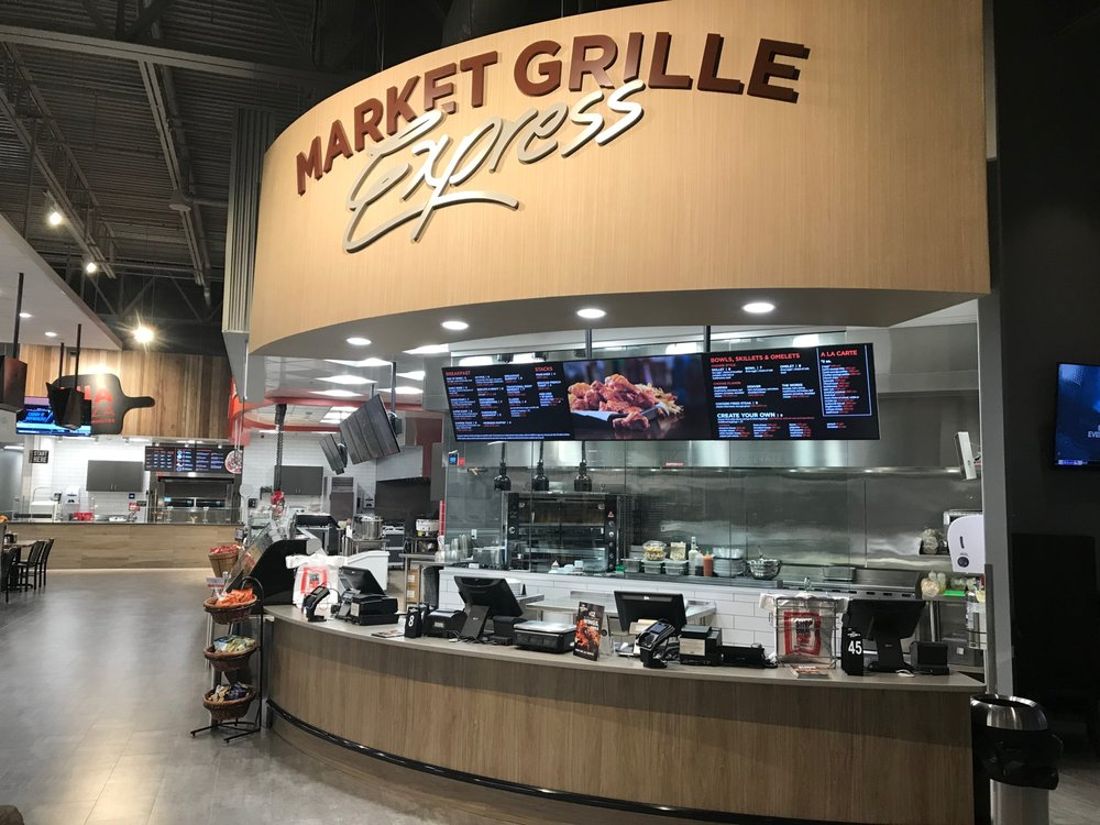 Hy-Vee Market Grille Express: 18755 70th Way N, Maple Grove, MN