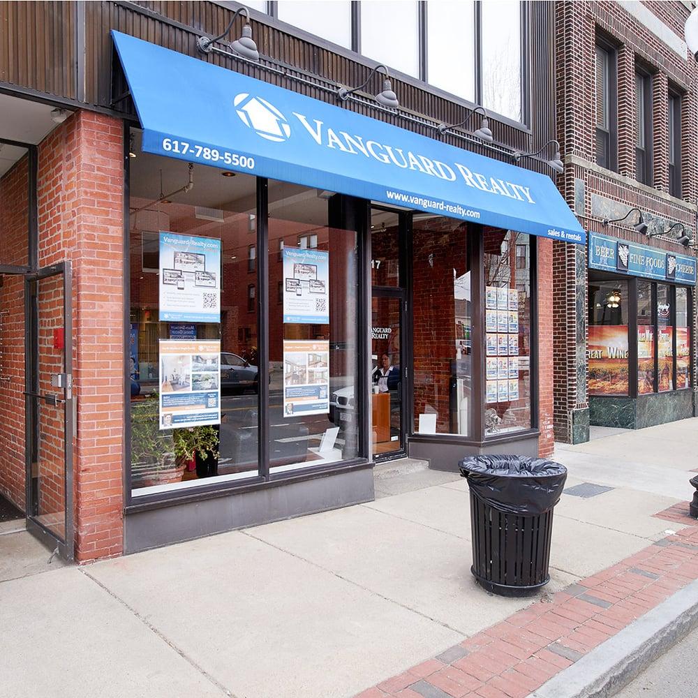 Vanguard Realty - Real Estate Services - 317 Washington St, Brighton ...