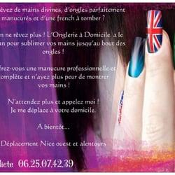Nail Art Concept - Nail Salons - Nice, France - Phone Number - Yelp