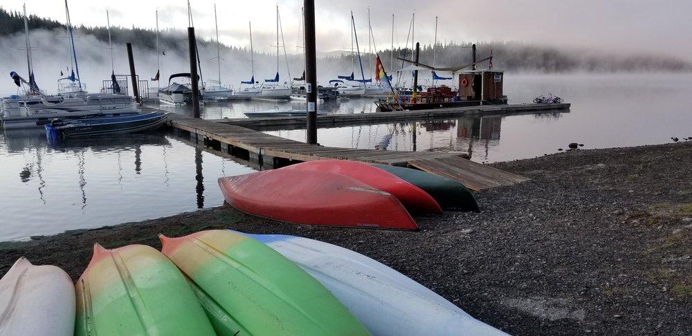 Elk Lake Resort: 60000 Cascade Lakes Hwy, Bend, OR