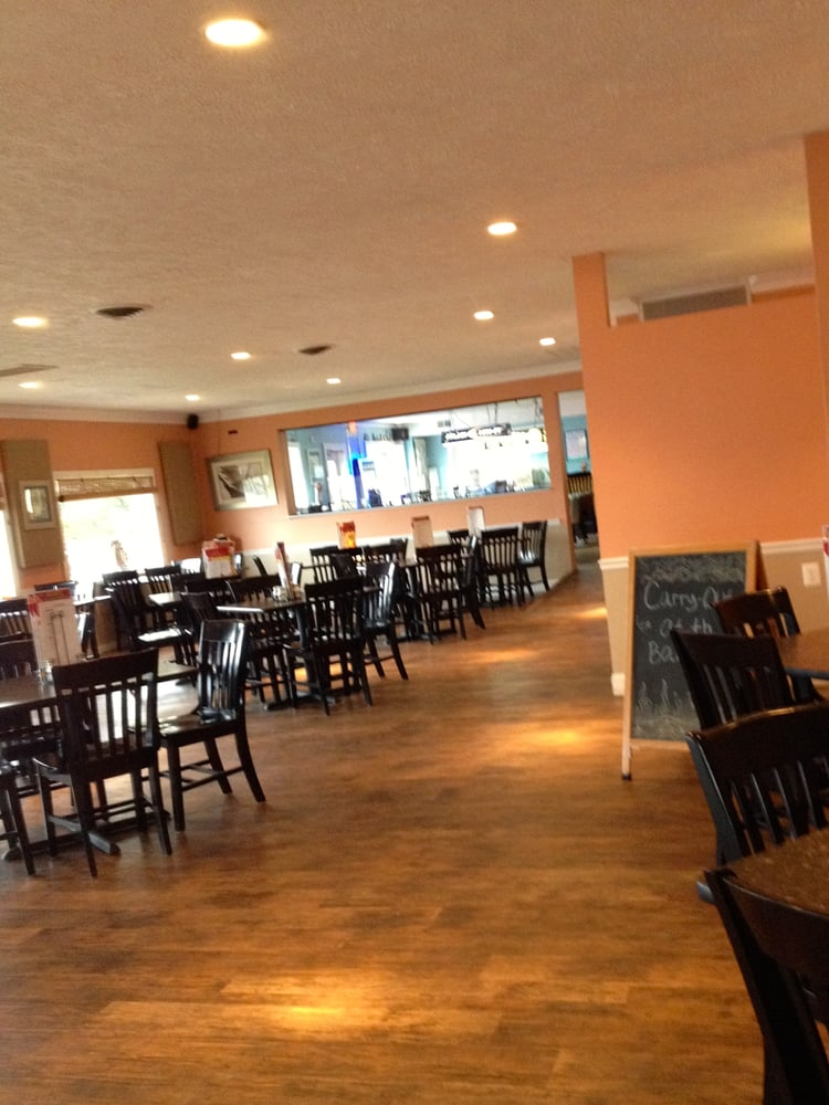 The Rivah Restaurant: 12364 Neale Sound Dr, Cobb Island, MD