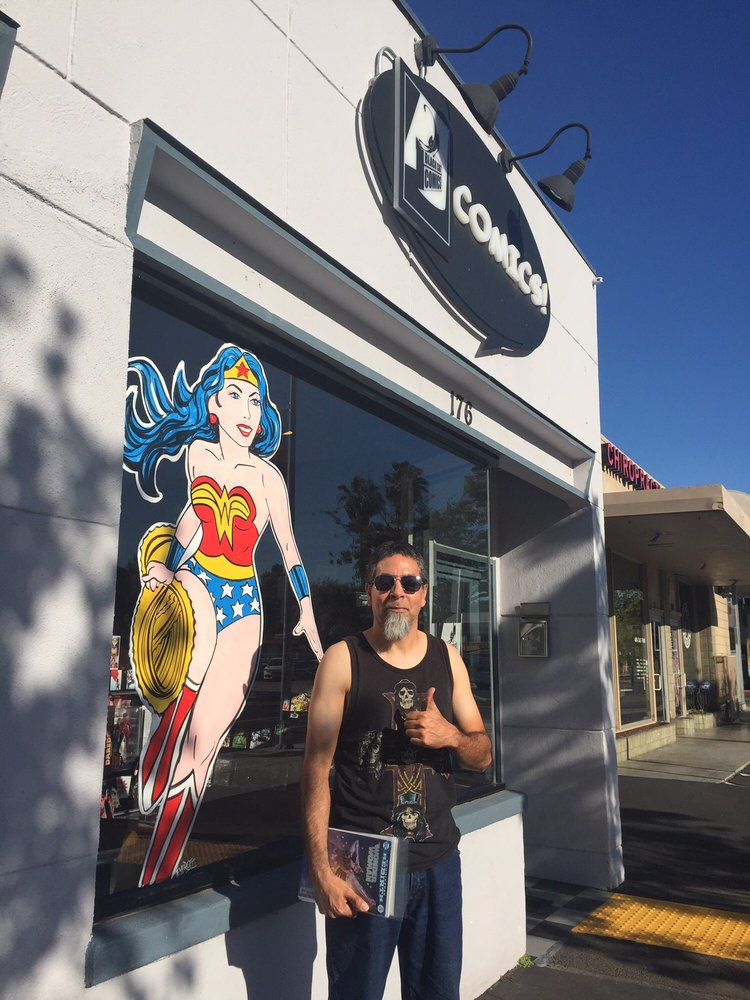 Black Cat Comics: 176 S Main St, Milpitas, CA