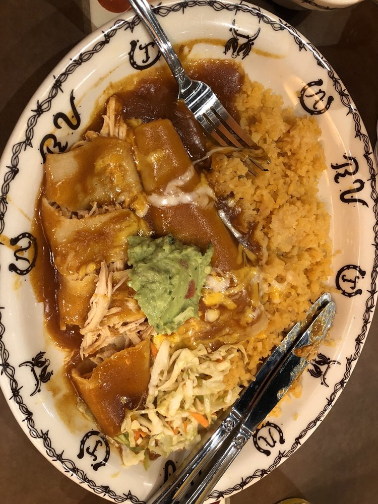 Vaqueros Mexican Restaurant & Taqueria: 16208 E Indiana Ave, Spokane Valley, WA