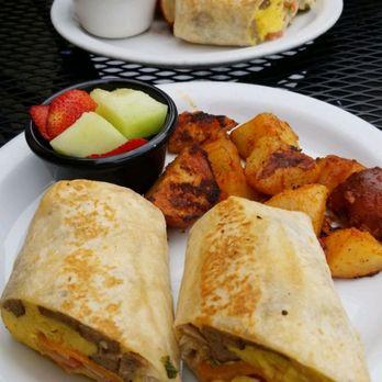Wildflower Cafe Breakfast Menu