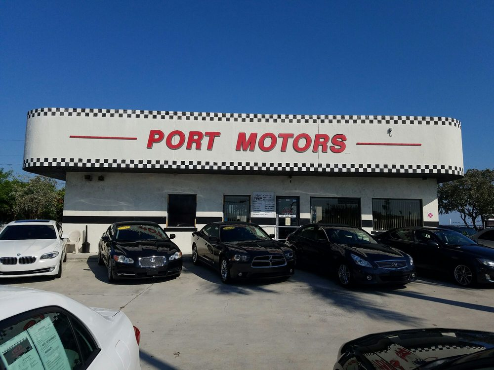 port motors great cars great people yelp